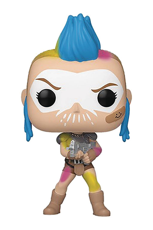 Funko Pop! Games: Rage 2 - Mohawk Girl