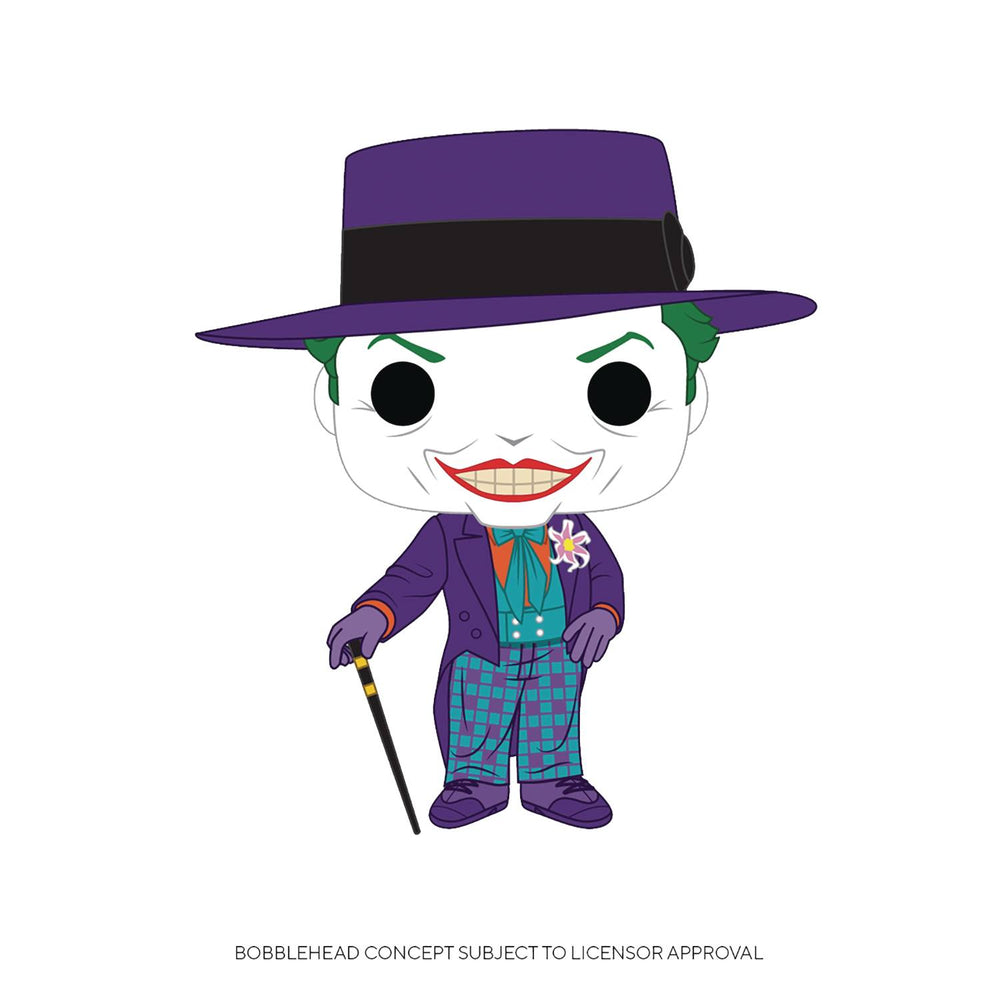 Funko Pop! Heroes: DC Comics - Joker (Batman 1989 Ver.)