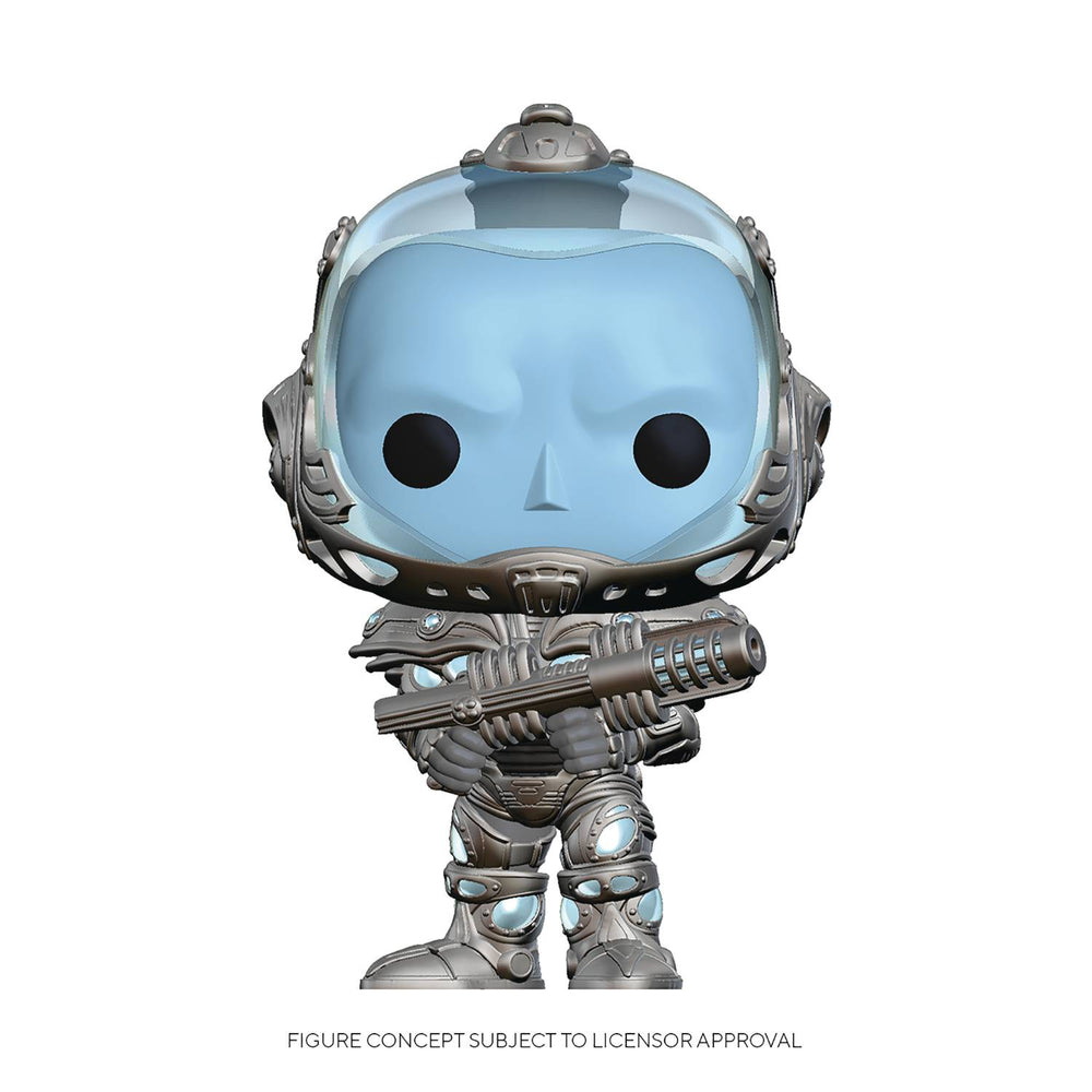 Funko Pop! Heroes: DC Comics - Mr. Freeze (Batman & Robin Ver.)