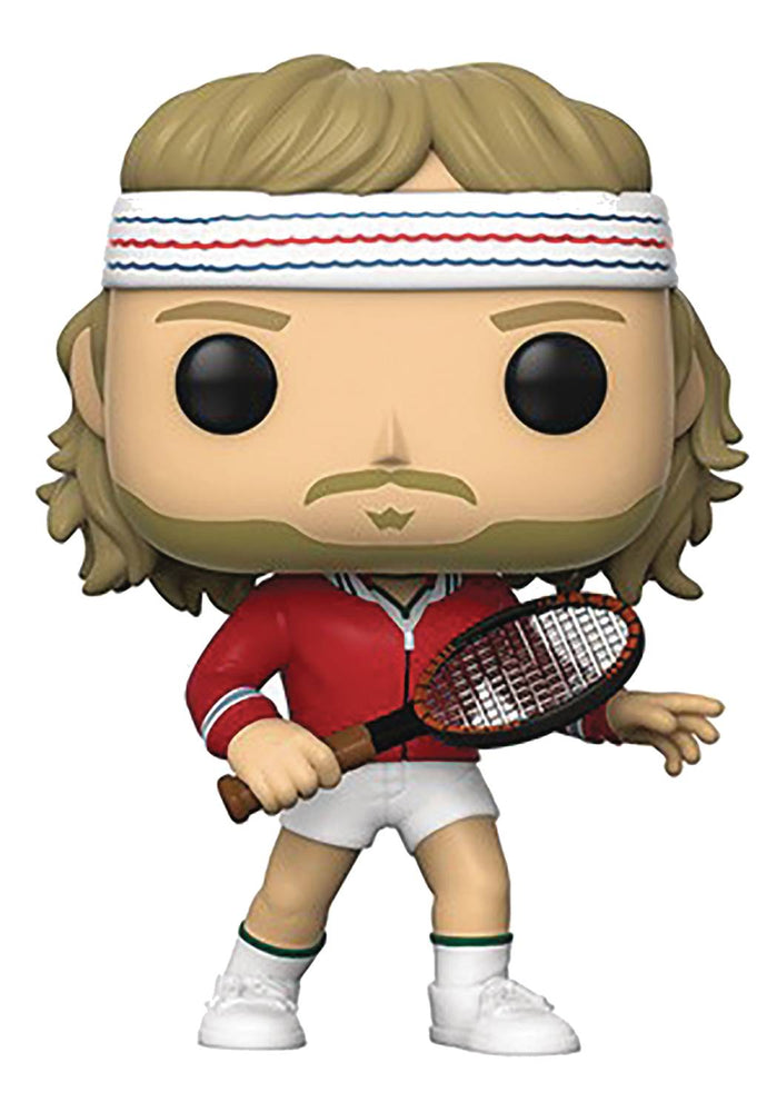 Funko Pop! Sports: Legends of Tennis -  Bjorn Borg
