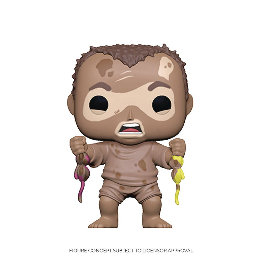 Funko Pop! Movies: Stripes - Ox Mudwrestling