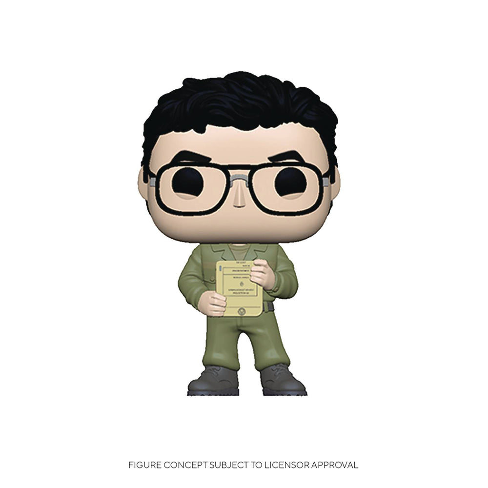Funko Pop! Movies: Stripes - Russell Ziskey