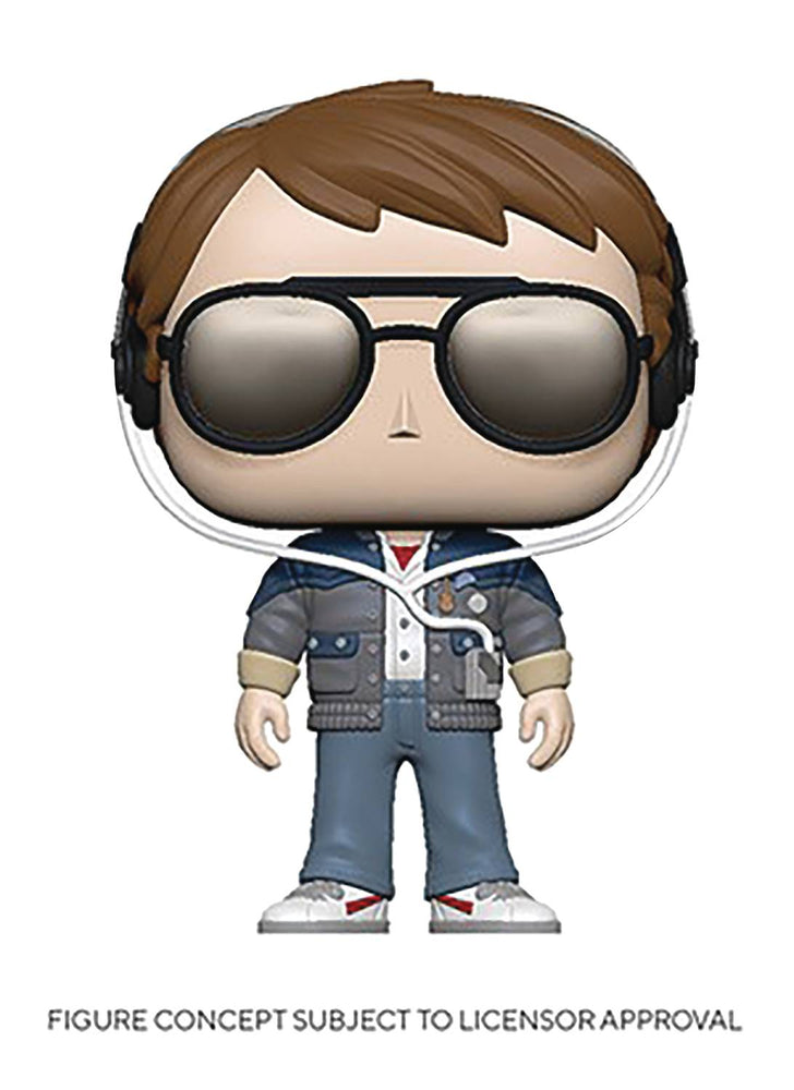 Funko Pop! Movies: Back to the Future - Marty McFly with Glasses