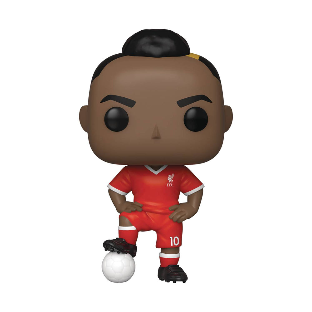 Funko Pop! English Premier League: Liverpool - Sadio Man