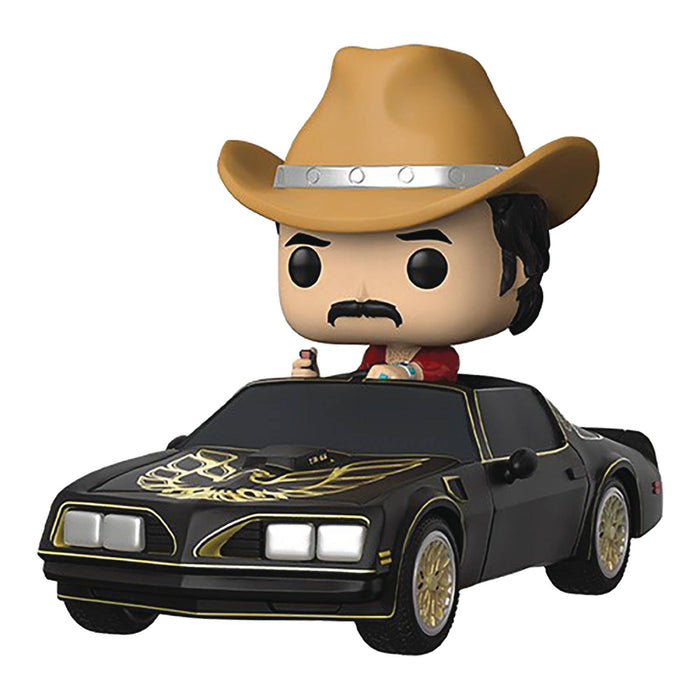 Funko Pop! Rides: Smokey & The Bandit - Trans Am with Bandit