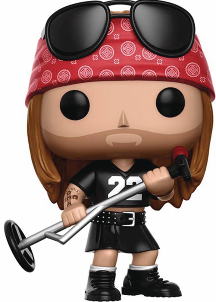 Funko Pop! Rocks: Guns n' Roses - Axl Rose