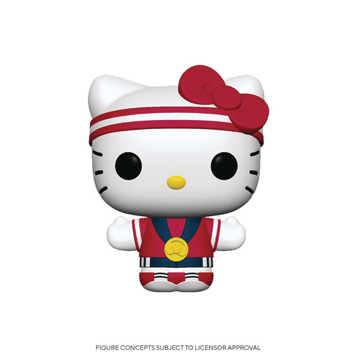 Funko Pop! Sanrio: HK Sports - Gold Medal Hello Kitty