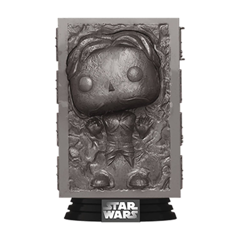 Funko Pop! Star Wars - Han Solo in Carbonite