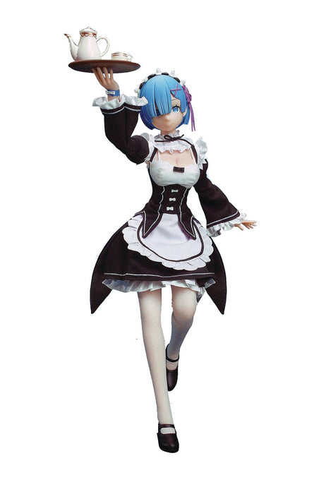 Executive Replicas Re:Zero Starting Life in Another World - Rem 1/6 Scale Seamless Action Figure