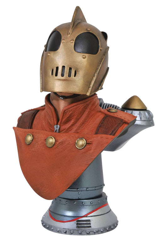 Diamond Select Toys Legends in 3D - The Rocketeer 1/2 Scale Bust