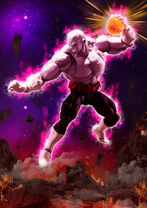 Bandai Tamashii Nations Dragon Ball Super - Jiren (Final Battle Ver.) S.H. Figuarts