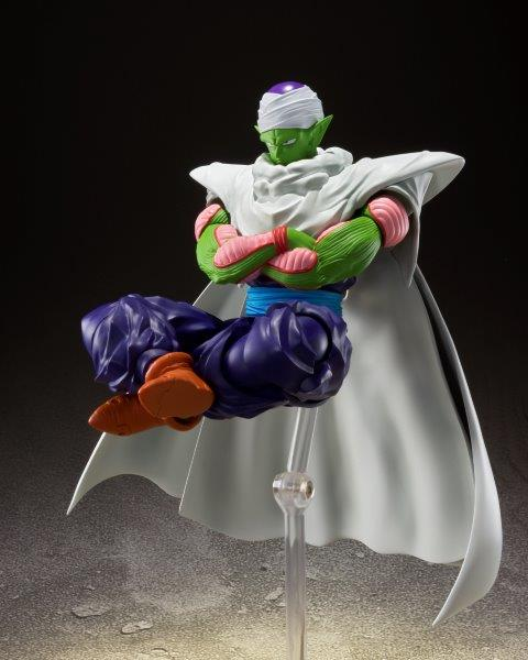 Bandai Tamashii Nations Dragon Ball Z - Piccolo the Proud Namekian S.H. Figuarts