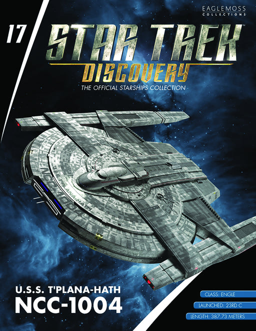 Star Trek Discovery Starships Collection No. 13 - T'Plana-Hath