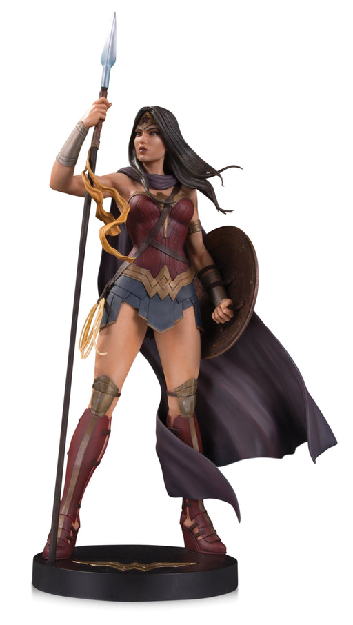 DC Collectibles DC Designer Series: Wonder Woman by Jenny Frison Statue