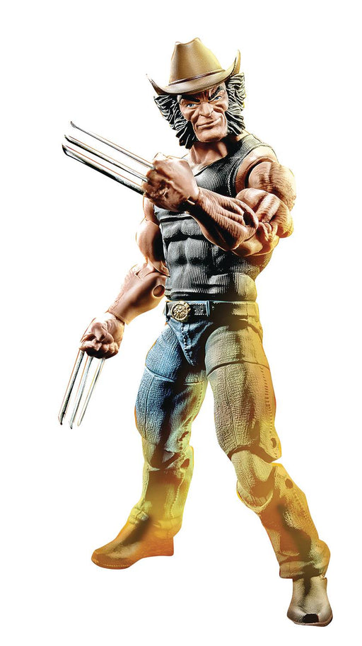 Hasbro Marvel Legends X-Men 6-inch Cowboy Action Figure