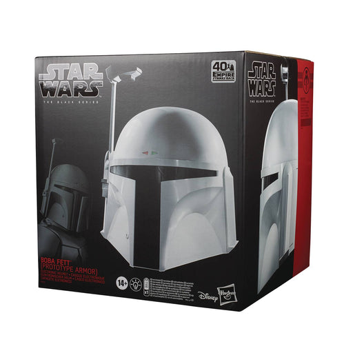 Star Wars Black Series Boba Fett Prototype Electronic Helmet