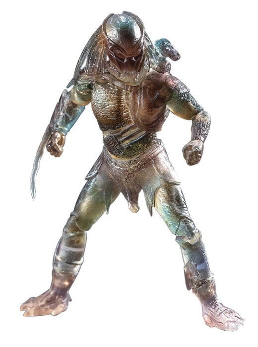 Hiya Toys Predators (2010 Film) - Camouflage Berserker 1/18 Scale Action Figure