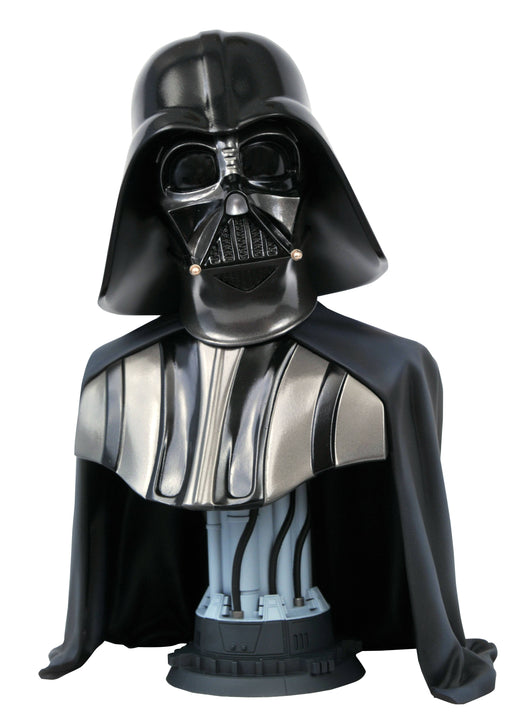 Diamond Select Toys Star Wars: Legends in 3D - Darth Vader 1/2 Scale Bust