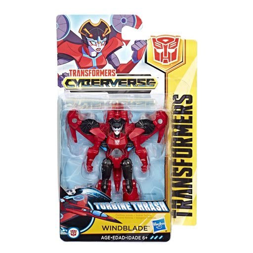 Hasbro Transformers Cyberverse Scout Action Figure - Windblade