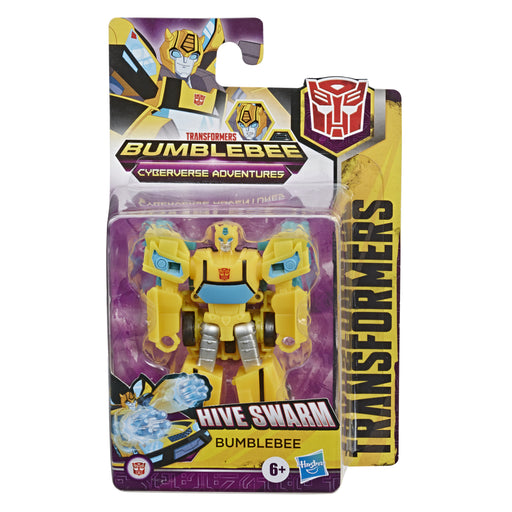 Hasbro Transformers Cyberverse Scout Action Figure - Bumblebee