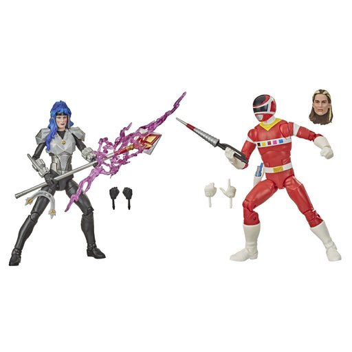 Hasbro Power Rangers: Lightning Collection - Astronema and Space Red Ranger
