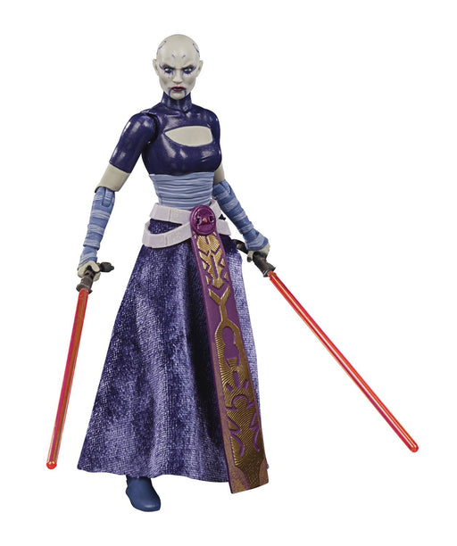 "Star Wars Black Series 6"" Assaj Ventres (Clone Wars)"