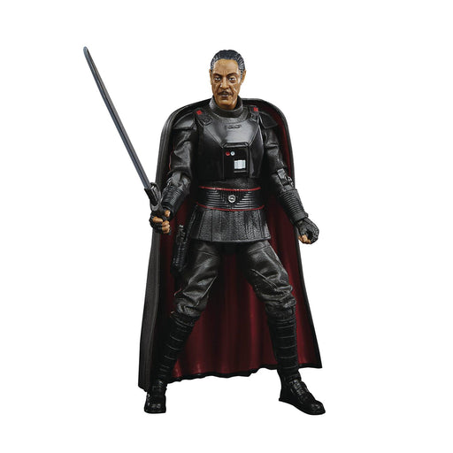 "Star Wars Black Series 6"" Moff Gideon (The Mandalorian)"