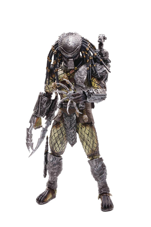 Hiya Toys AVP (2004) - Temple Guard Predator 1/18 Scale Action Figure
