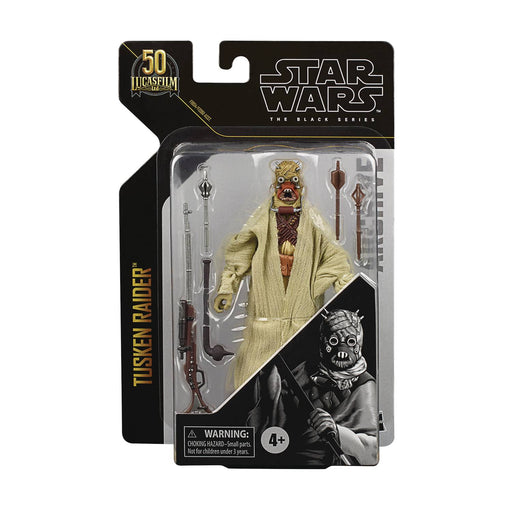 "Star Wars Black Series Archive 6"" Tusken Raider (Ep IV)"