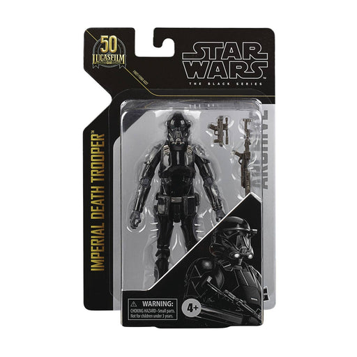 "Star Wars Black Series Archive 6"" Death Trooper (Rogue One)"