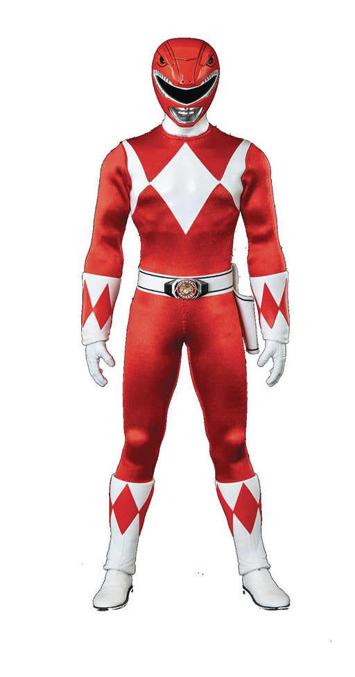 ThreeZero MMPR - Red Ranger 1/6 Scale Action Figure