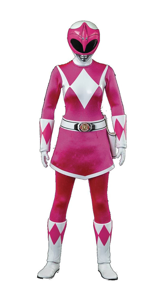 ThreeZero MMPR - Pink Ranger 1/6 Scale Action Figure