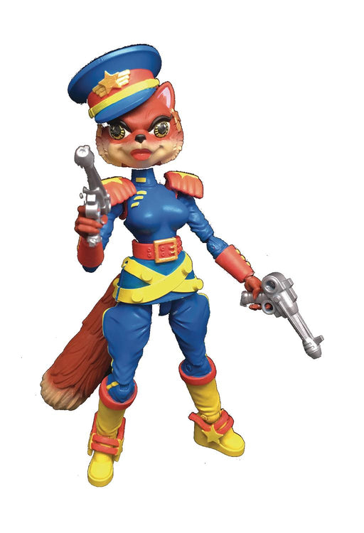 Boss Fight Studios Bucky O'hare - Captain Mimi Lafloo Action Figure