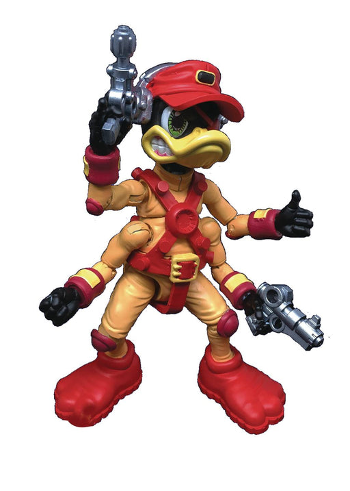 Boss Fight Studios Bucky O'hare - Deadeye Duck Action Figure