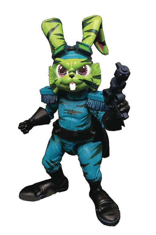 Boss Fight Studios Bucky O'hare - Stealth Bucky O'Hare Action Figure