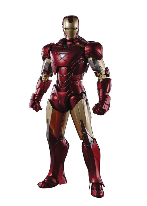 Bandai Tamashii Nations Avengers - Iron Man Mark 6 S.H. Figuarts