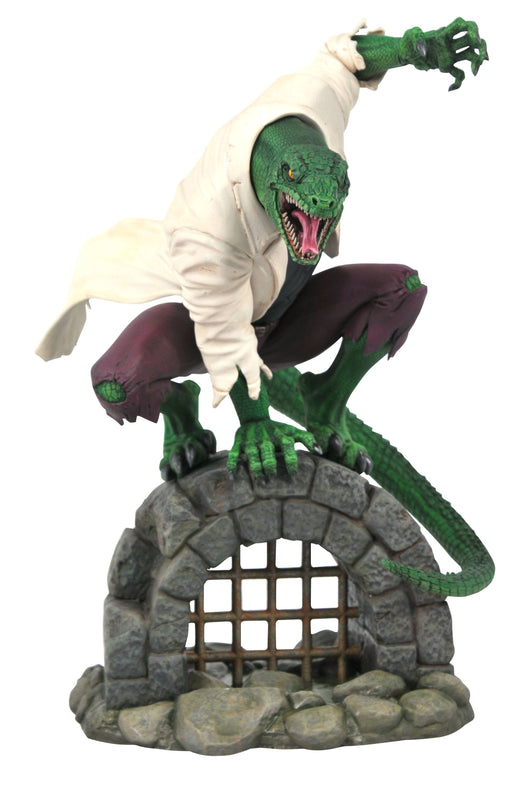 Diamond Select Toys Marvel Premier Collection - Lizard Statue