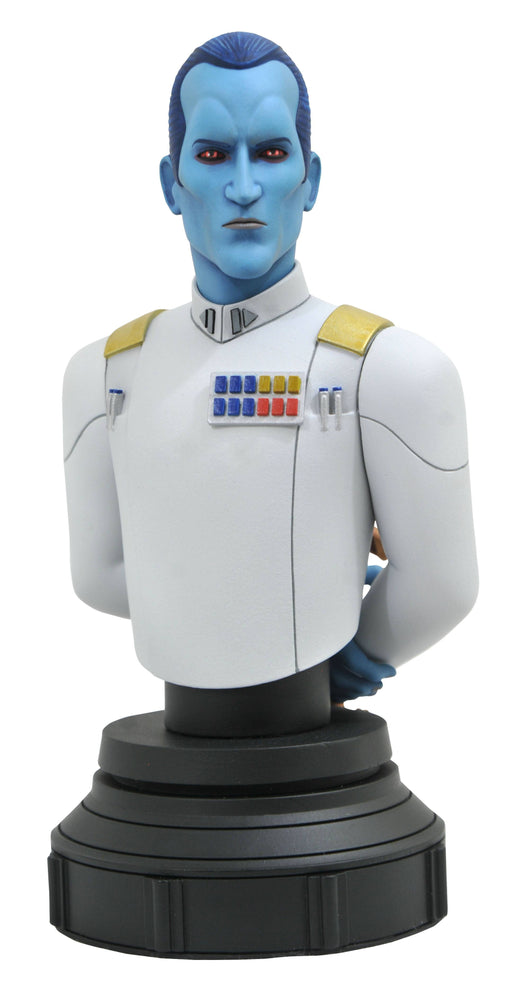 Diamond Select Star Wars: Rebels - Thrawn 1/7 Scale Mini Bust