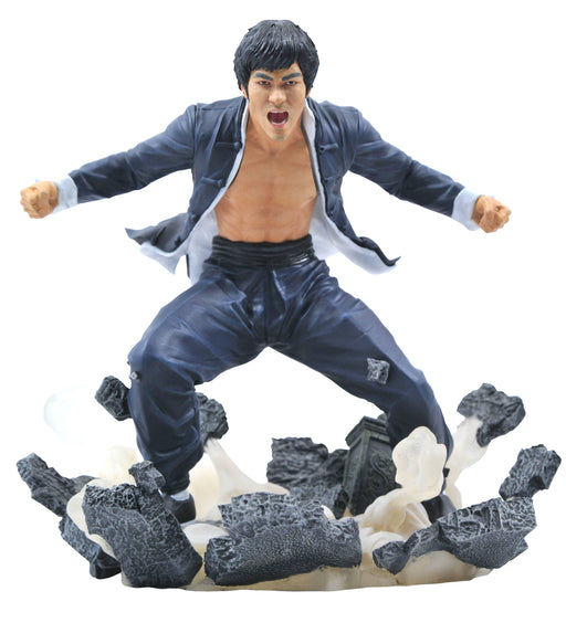 Diamond Select Gallery: Bruce Lee (Earth Version) PVC Figure