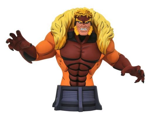 Diamond Select Toys X-Men Animated Series - Sabertooth 1/6 Scale Bust
