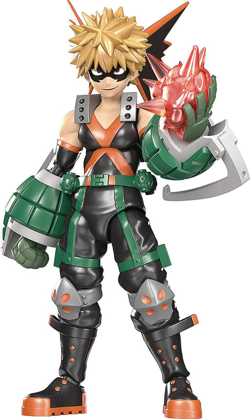 Good Smile My Hero Academia - Katsuki Bakugo Model Kit