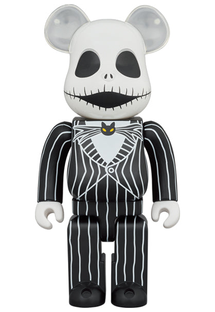 Medicom Nightmare Before Chirstmas - Jack Skellington Be@rbrick