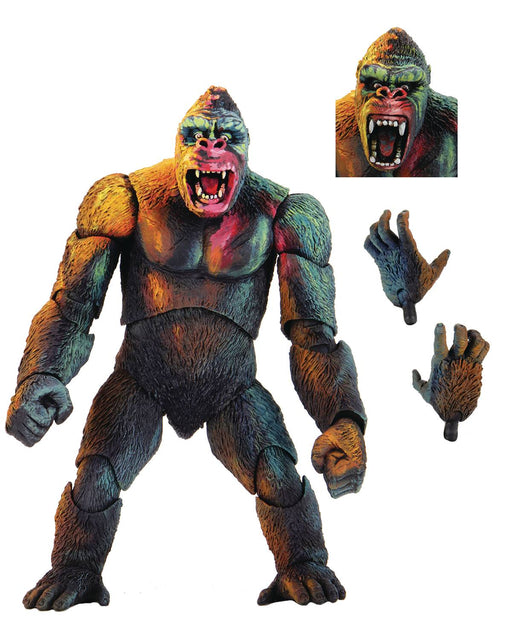 NECA King Kong - Ultimate Kong 7-inch Action Figure