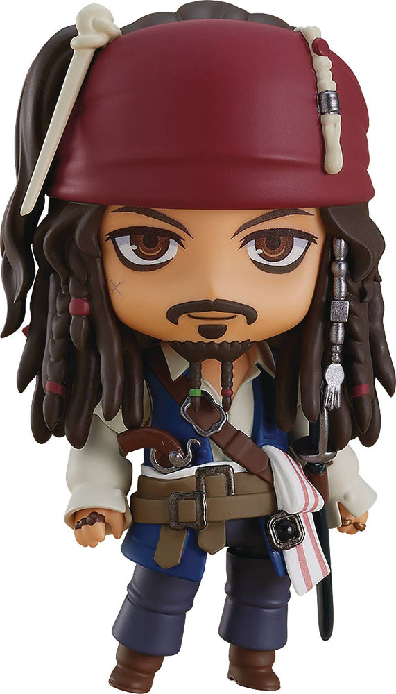 Good Smile Pirates of the Caribbean - Jack Sparrow Nendoroid