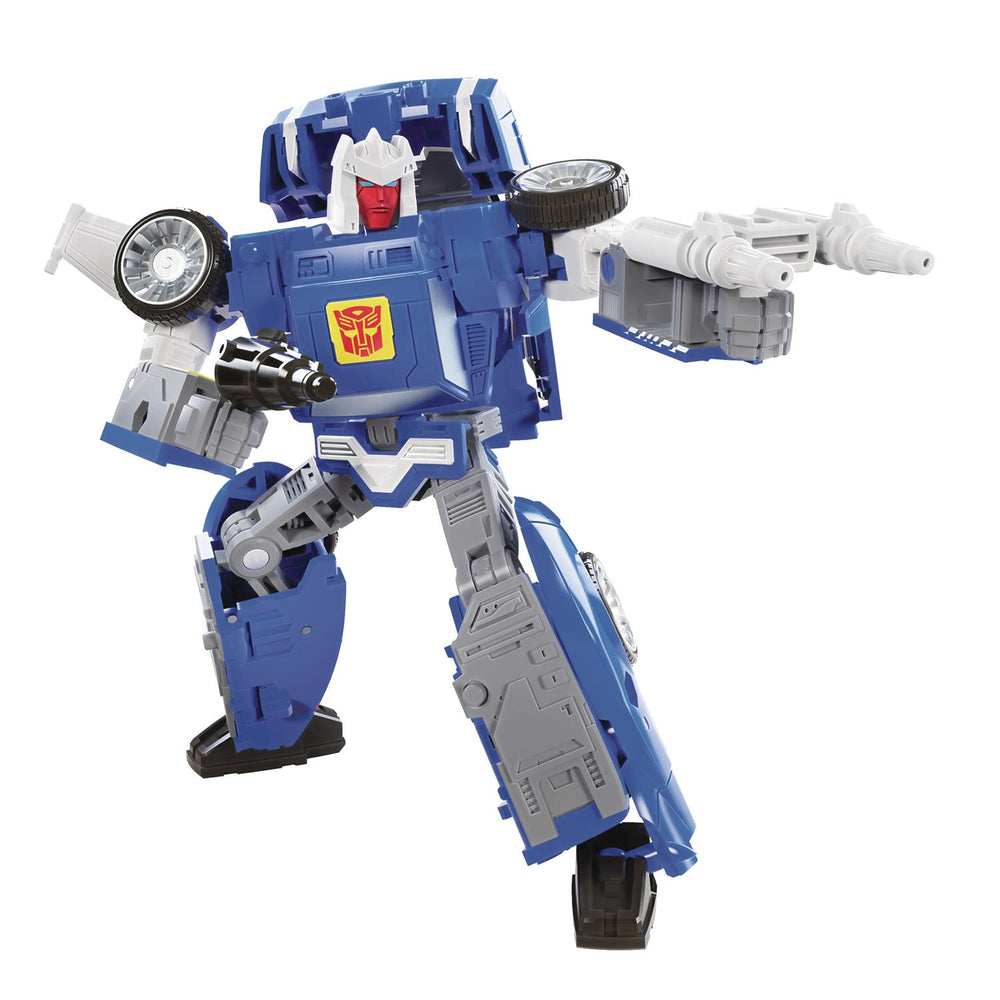 Transformers Generations War for Cybertron:  Deluxe Tracks Action Figure
