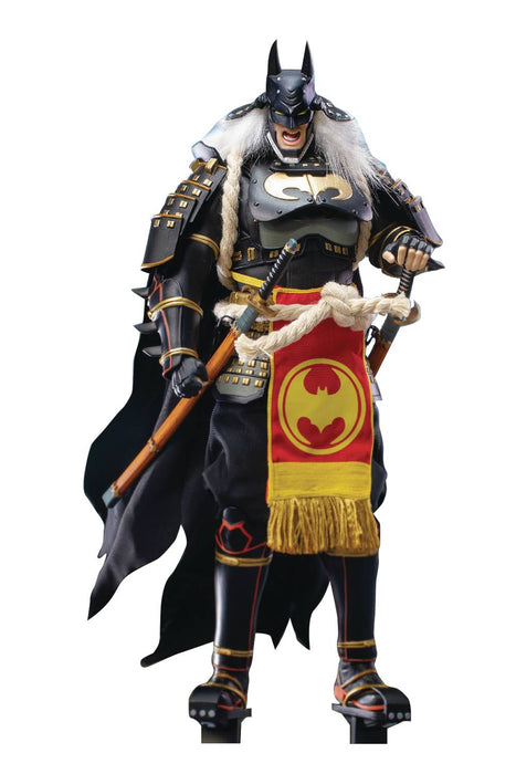 Star Ace Toys Batman Ninja 2.0 - Samurai Batman with Horse 1/6 Action Figure (Deluxe Set)