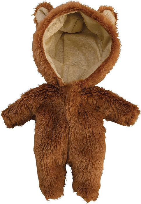 Good Smile Nendoroid Doll - Bear Kigurumi Brown Outfit
