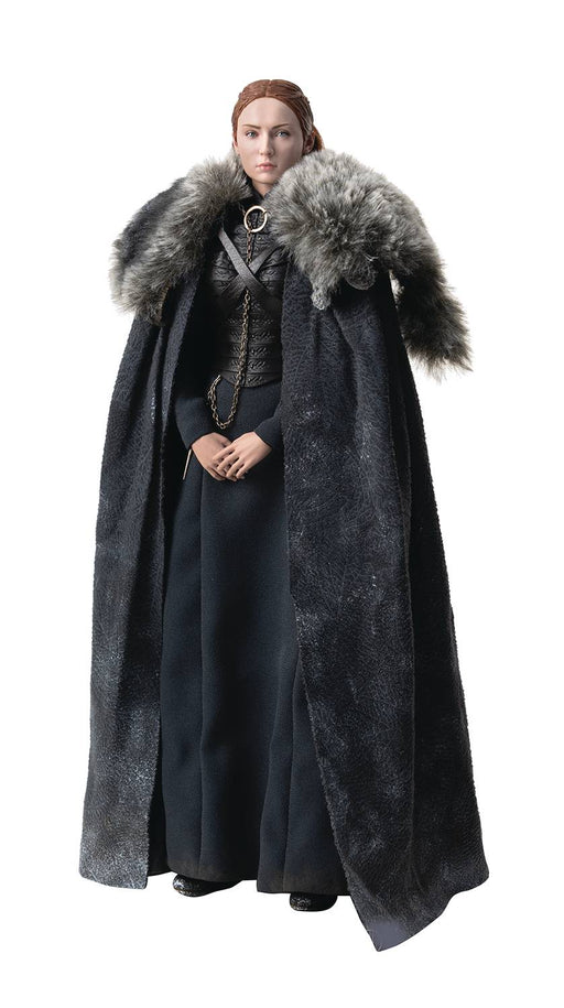 ThreeZero Game of Thrones Sansa Stark (Season 8) 1/6 Scale Figure