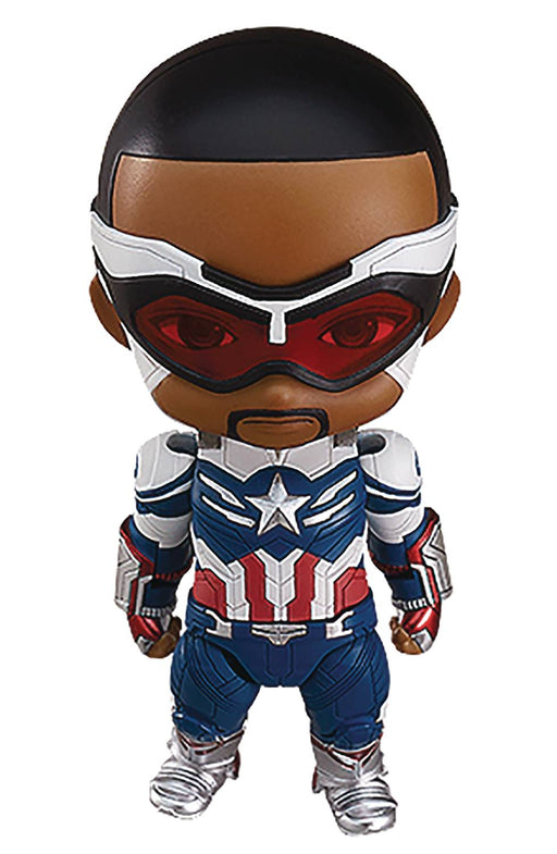 Good Smile The Falcon and The Winter Soldier - Sam Wilson (DLX Version) Nendoroid