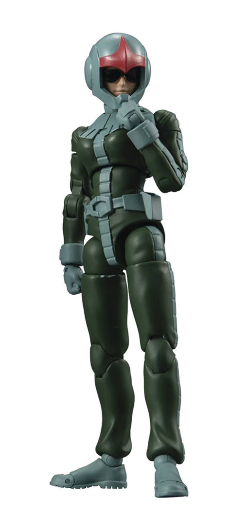 Megahouse Moile Suit Gundam - Zeon Soldier 04 Action Figure